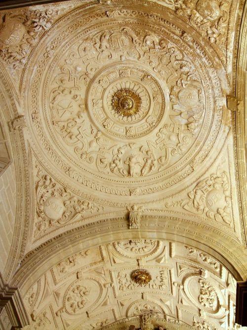 baeza catedral andalusia
