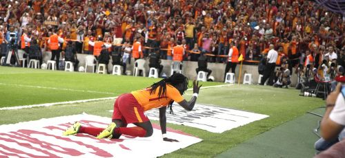 bafetimbi gomis galatasaray lion