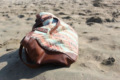 beach bag lost