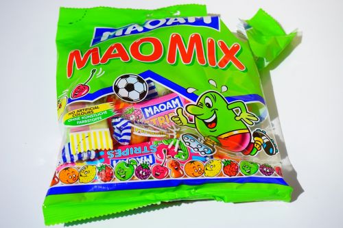 bag candy bag maoam