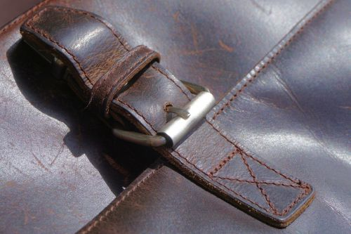 bag leather leather case