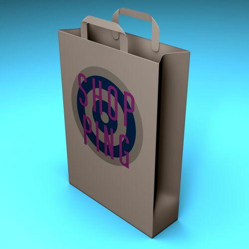 bag shop store