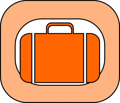 bag luggage suitcase