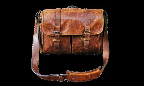 bag leather case briefcase