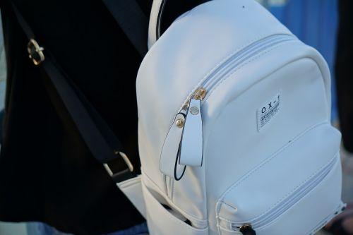 bag white fashion
