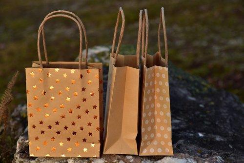 bag  paper bag  purchasing