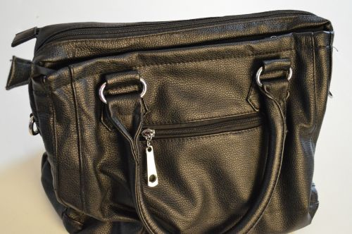 bag handbag black