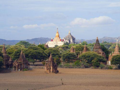 bagan burma temples
