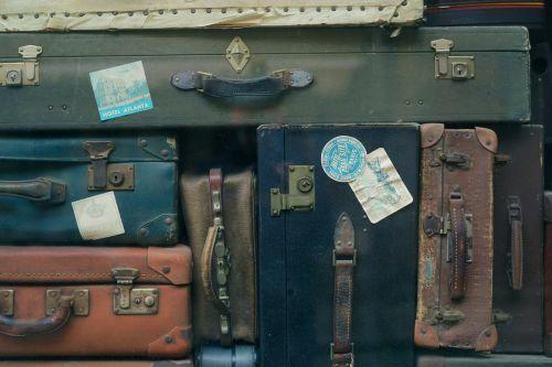 baggage luggage bag