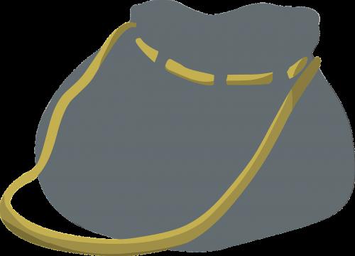 bags grey fashionable