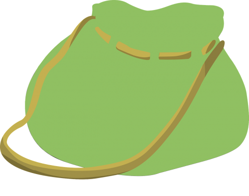 bags green fashionable