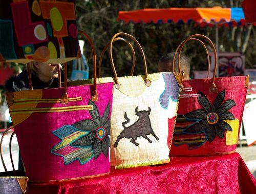 bags crafts market
