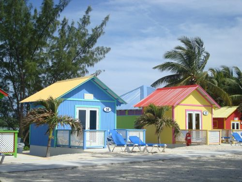 bahamas beach caribbean
