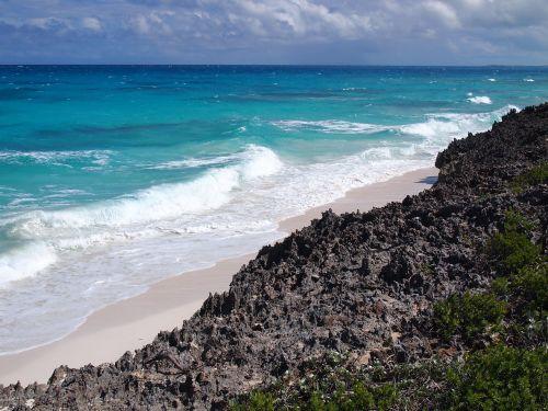 bahamas coast sea