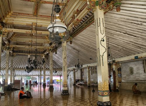 bahasa indonesia temple