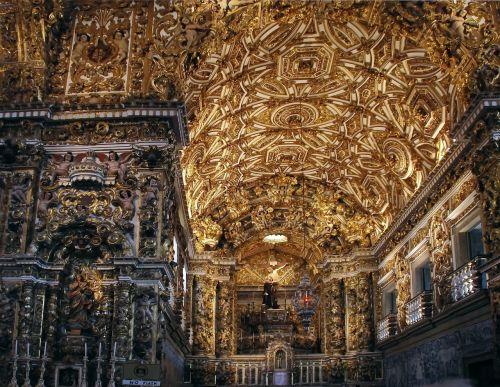 bahia church sao francisco