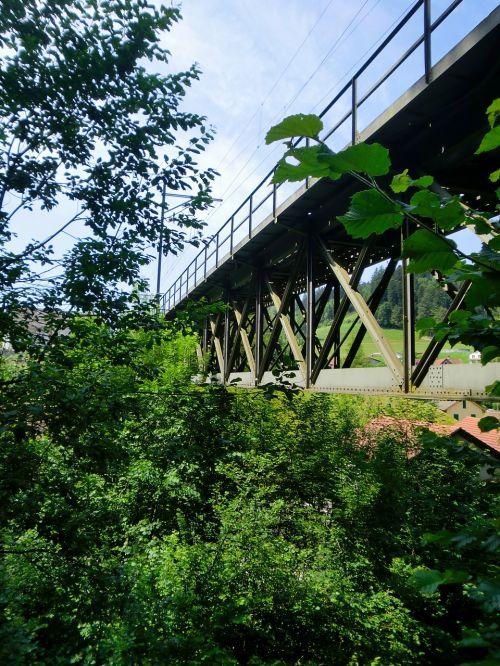 bahnbrücke bridge structures