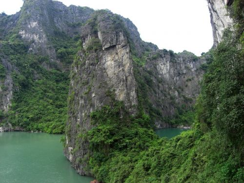 baie d'halong bay water