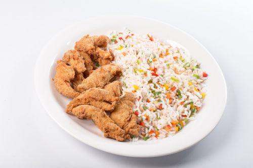 bait tilapia yakimeshi food