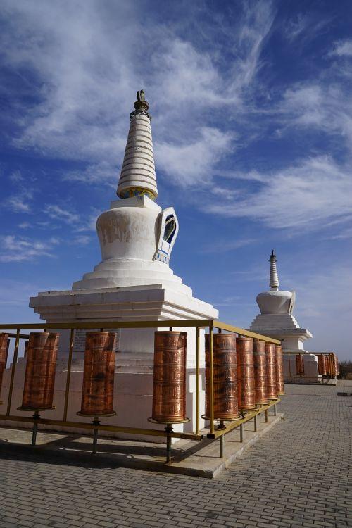 baita zhangye tibetan culture