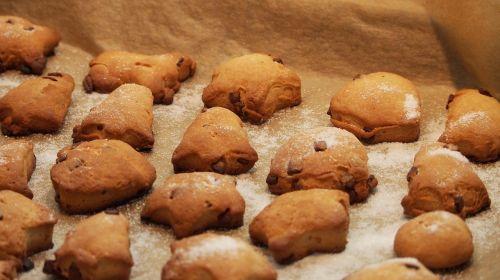 bake cookie dough