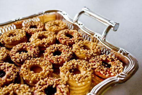 bake pastries cake