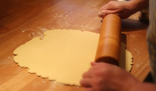 bake dough preparation