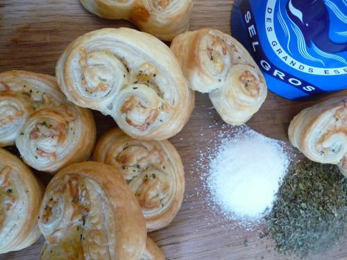 puff pastry snack puff pastry worm