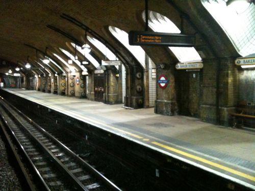 Baker Street Platform
