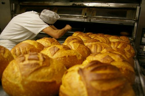 bakery bread artisan
