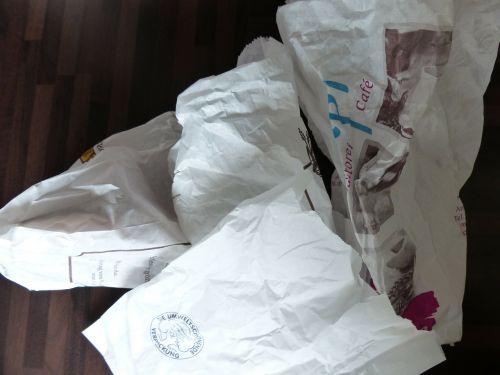 bakery bags paper bags bags