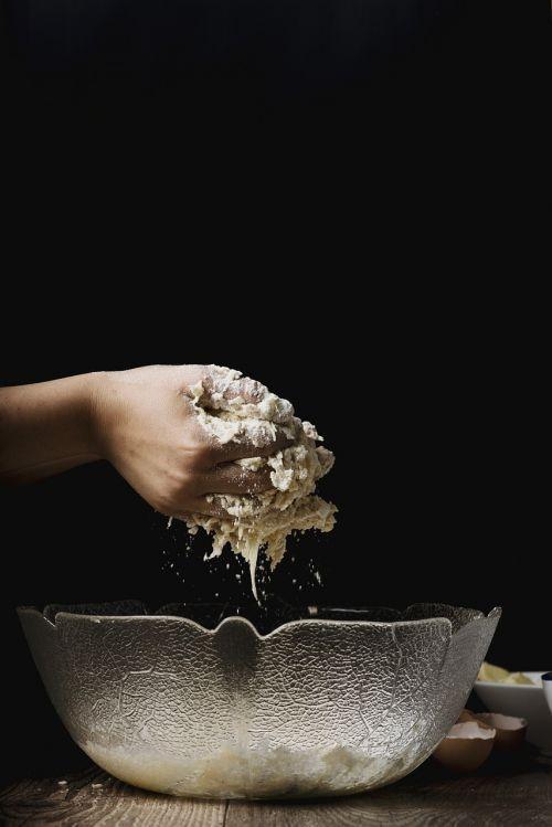 baking bowl clear bowl