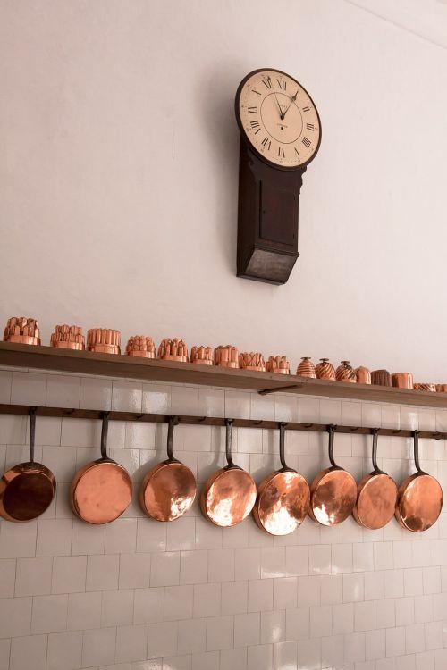 baking moulds pans copper