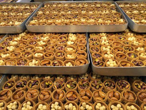 baklava turkish sweet