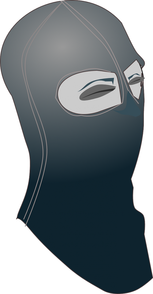 balaclava hooded mask