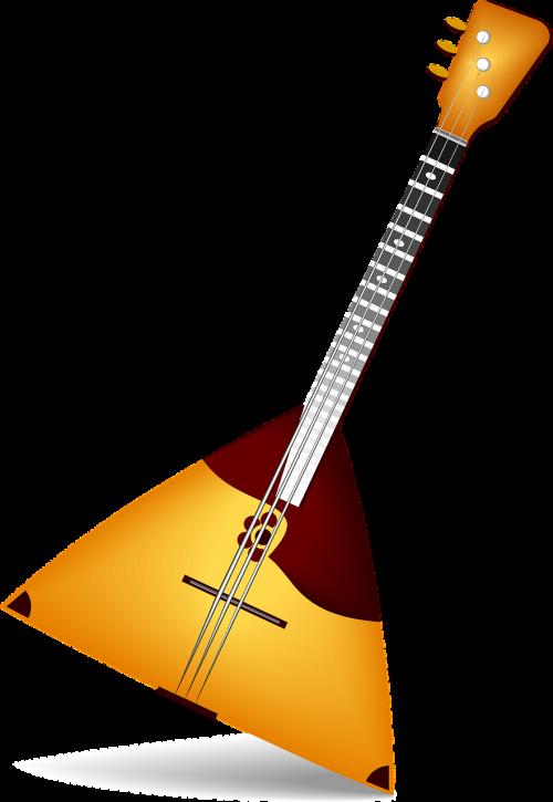 balalaika instrument strings