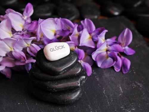 balance meditation stones