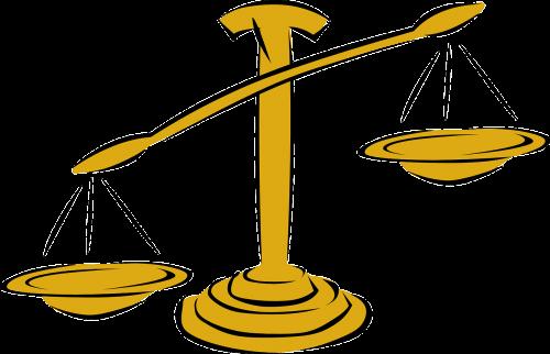 balance scale justice