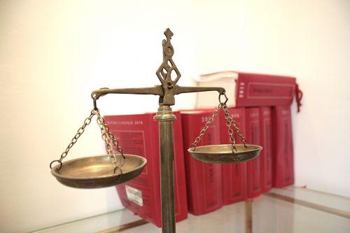 balance justice law