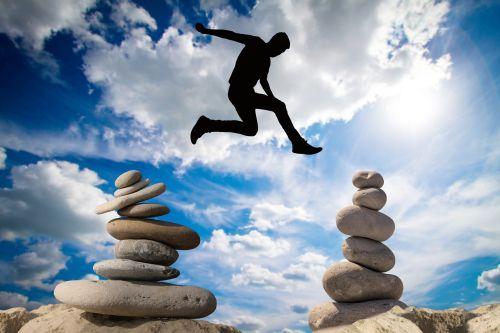 balance risk courage