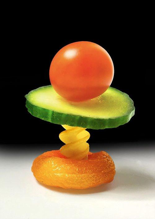 balance  vegetables  healthy
