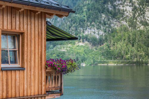 balcony vacation lake
