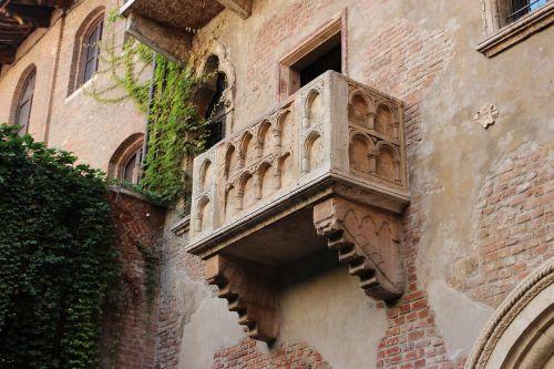 balcony verona veneto