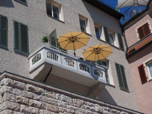 balcony parasols home