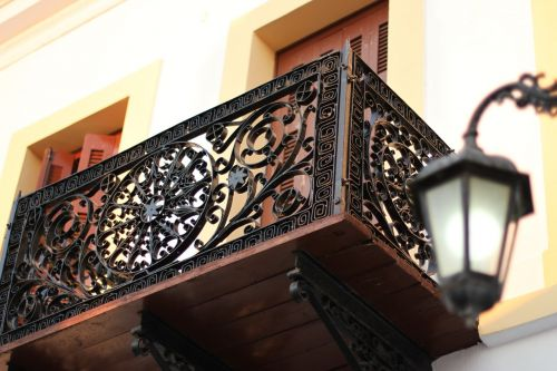 balcony kythira greece