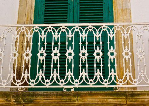 balcony guard decorative