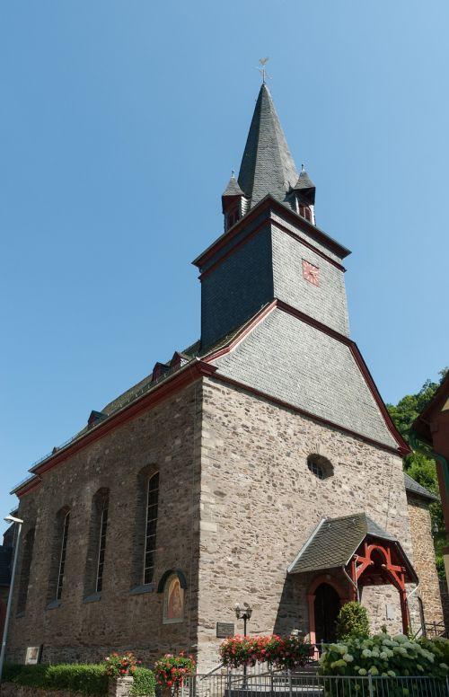 balduinstein st bartholomew parish church