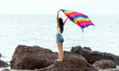 bali beach pretty