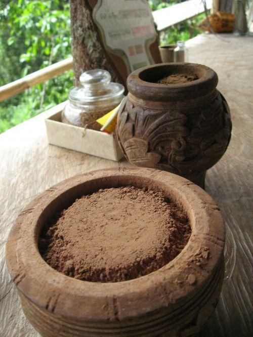 bali coffee cacao