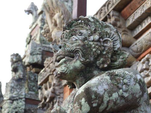 bali the hindu temple